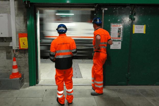 De l'IoT au plus profond du tunnel de base du Saint-Gothard