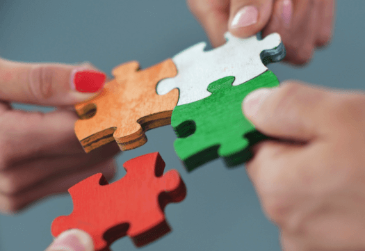 Collaborez davantage, ça renforce les organisations !
