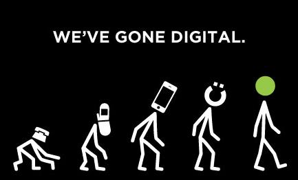 Des employés heureux... de la disruption numérique