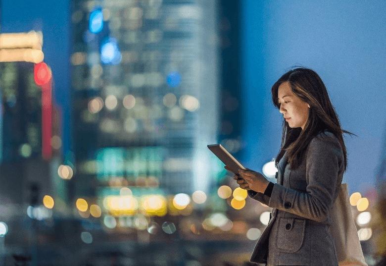 La technologie vieillit, la transformation digitale traine