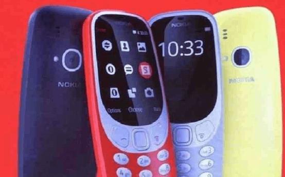 Le Nokia 3310 reprend du service. Star du MWC 2017