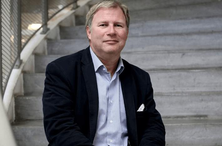 Pierre Rion, prix Bologne-Lemaire du Wallon de l'année 2016