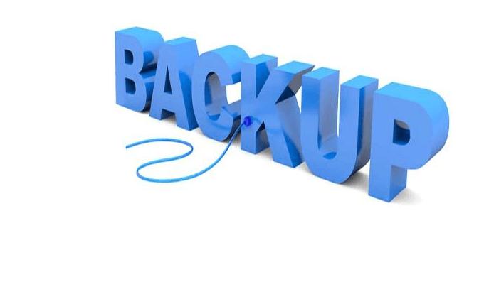 Plus de 2 Belges sur 5 ne savent pas ce qu'est un back-up !