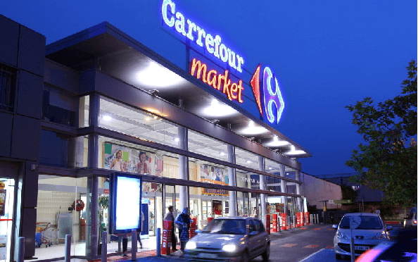 Carrefour lance C-zam, compte courant 100% digital