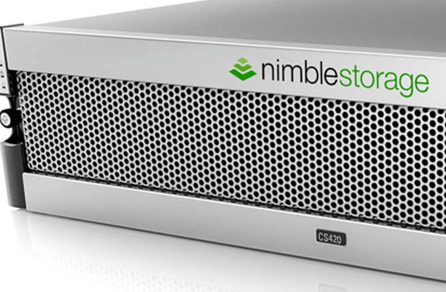 HPE se paye Nimble Storage… après SimpliVity !