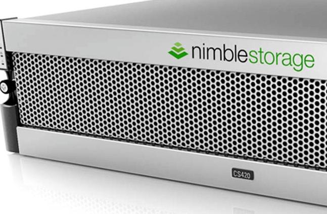HPE se paye Nimble Storage... après SimpliVity !