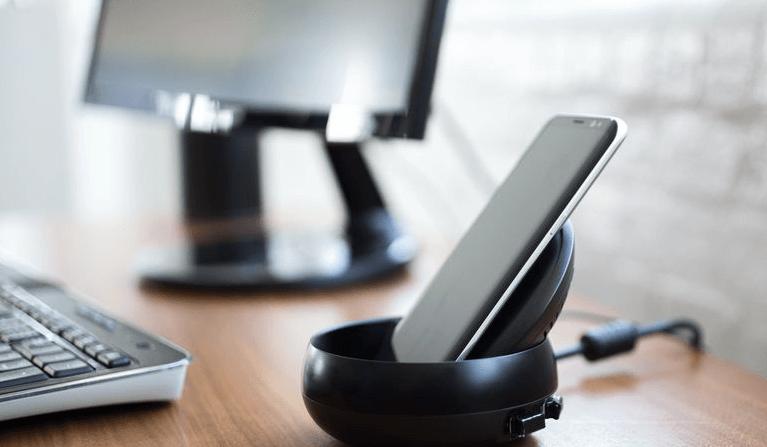 Avec DeX, Samsung transforme son Galaxy S8 en client léger