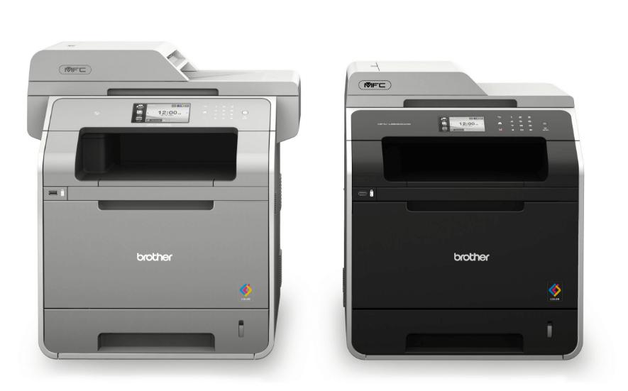 Brother renforce ses lasers couleurs avec les L8000 et L9000