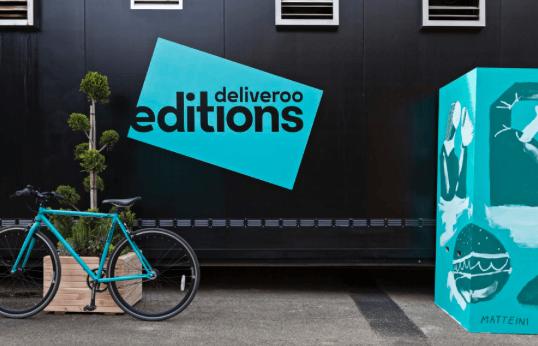 Deliveroo Editions, l'algorithme de prédiction en plus