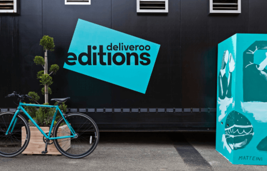 Deliveroo Editions, l'algorithme de prédiction en plus