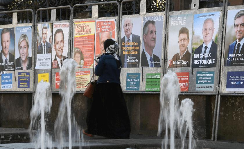 Présidentielle française : deuxième tour entre Le Pen et Fillon !