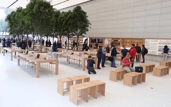 Today at Apple, des séances de formation dans les Apple Sto