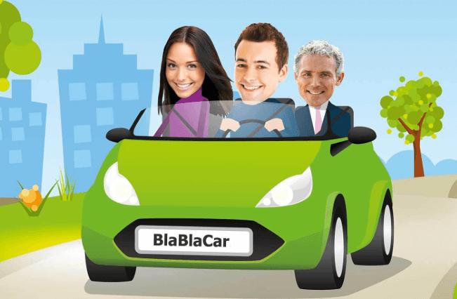 BlaBlaCar passe le cap du million de places offertes en covoiturage