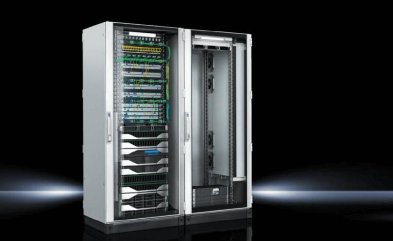 Rittal Edge Data Center : un produit end-to-end basé sur une infrastructure IT préconfigurée. Rittal vise le marché de l'Industry 4.0