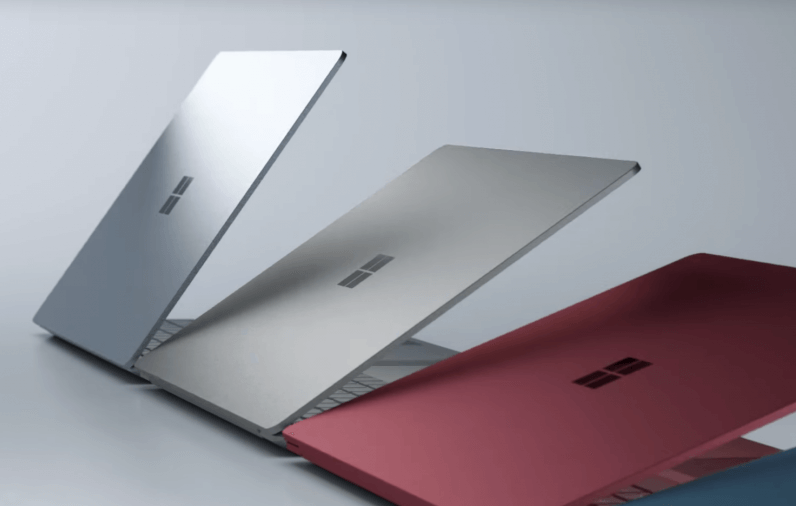 Surface Laptop, le premier ordinateur portable de Microsoft