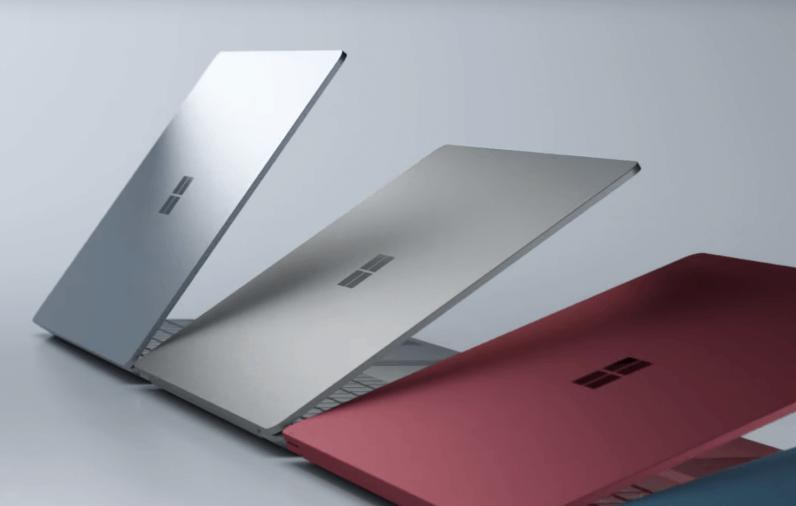 Surface Laptop, le premier ordinateur portable de Microsoft