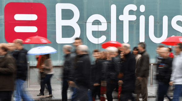 Belfius : paiements sans contact via smartphone Android