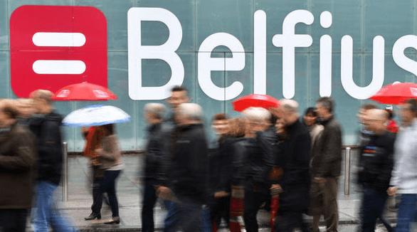 Belfius : paiements sans contact via smartphone Android