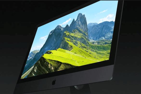 iMac Pro, le successeur du Mac Pro. Noir, surpuissant.