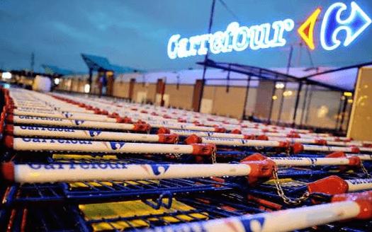 Carrefour Belgique : nouveau réseau Wi-Fi dans 85 magasins