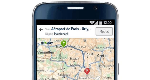 Pas moins de 50% des Belges préfèrent les fonctions et applications GPS de leur smartphone au bon vieux GPS