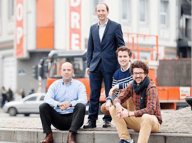 Seraphin, premier courtier digital de Belgique, lève 1,2 million EUR