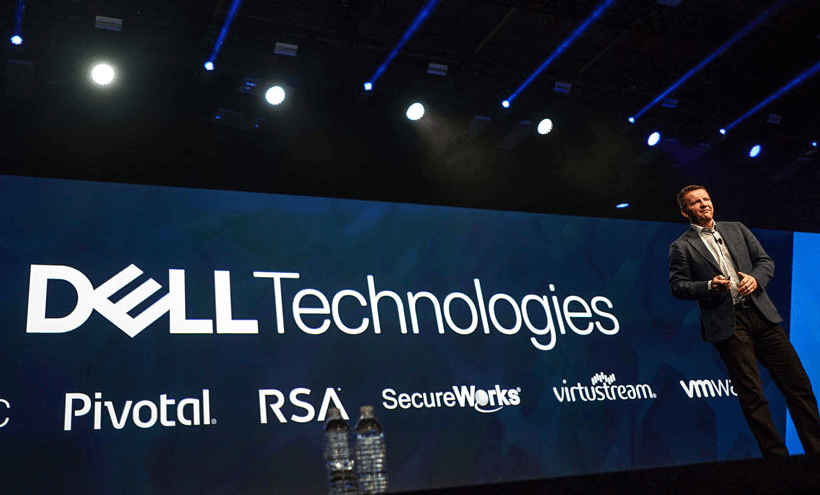 Dell Technologies, désormais la plus grande société technologique à capitaux privés du monde, signe une première année exceptionnelle.