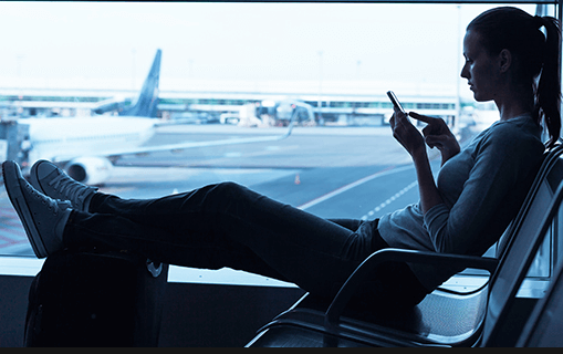 Fin du roaming, des touristes plus connectés !