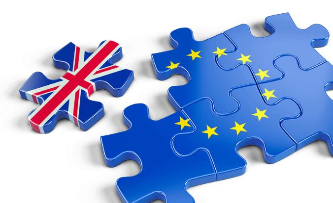 Brexit... La France et la Belgique sont les plus enthousiastes au retrait de la Grande-Bretagne de l'Union Européenne, dans leurs prévisions pour 2018.
