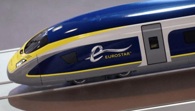 Eurostar mise tout sur la qualité de l'expérience client. Avec Salesforce