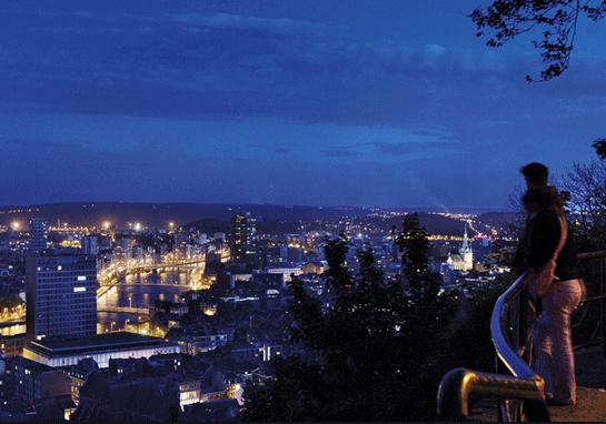 Fibre à Liège : tous les parcs d'entreprises équipés en 2018 promet Proximus