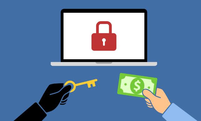 Ransomwares... L'embarras et la préoccupation de récupérer les données poussent les salariés à payer de leur poche les montants des ransomwares.