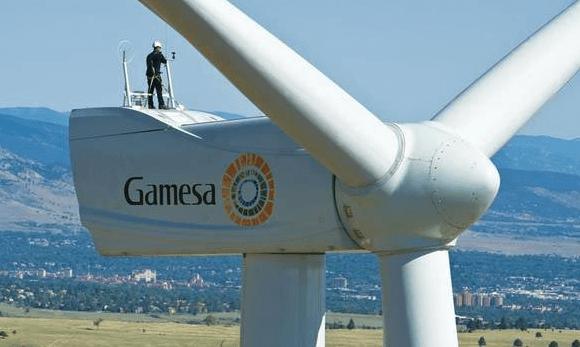 L'intelligence artificielle de Fujitsu dans les turbines éoliennes de Siemens Gamesa