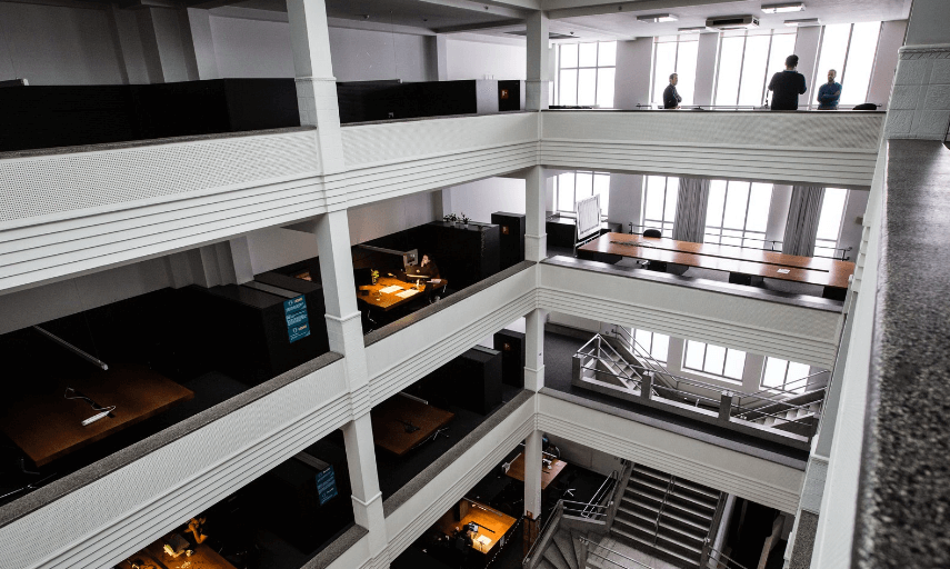 DigitYser, le club house du digital à Bruxelles. Unique !
