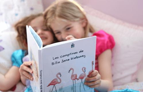 ZebraBook : des algorithmes pour des livres magiques pour enfants
