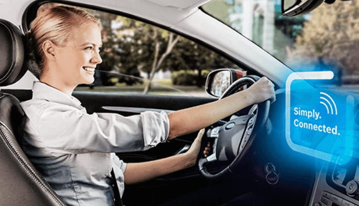 Pour Bosch, l'interconnexion modifie fondamentalement notre façon de nous déplacer. Et de créer de nouveaux services via sa division Connected Mobility Solutions.
