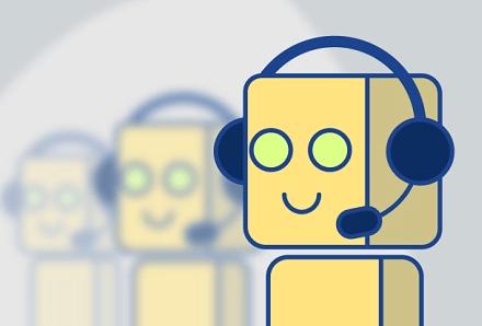 Après la mise en œuvre de chatbots ou VCA (Virtual Customer Assistant), on observe une réduction jusqu'à 70% des demandes d'appel, des discussions en ligne ou des échanges de courriers électroniques