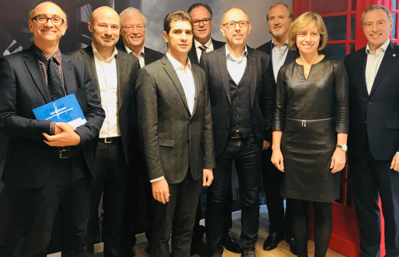 L'union fait la force, rappelle Agoria. Belle initiative pour renforcer la position de la Belgique dans la société numérique de demain.