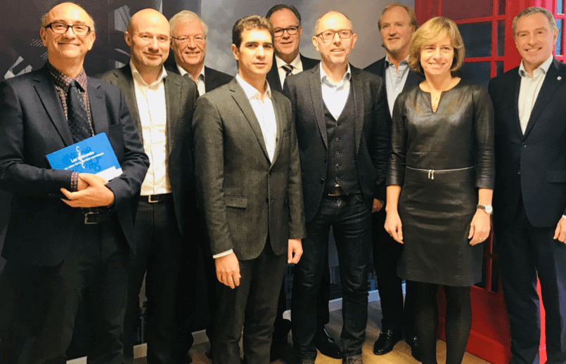 Les sept principaux opérateurs télécoms en faveur d'un New Deal
