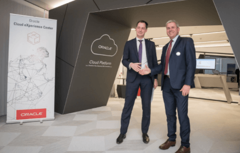 Oracle ouvre son Cloud eXperience Center, lieu d'inspiration