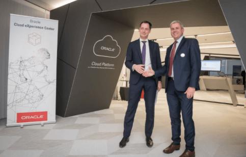 Expérimenter les technologies de demain, simplement. telle est l'ambition du Cloud eXperience Center, qui vient d'ouvrir ses portes au siège d'Oracle à Vilvoorde.