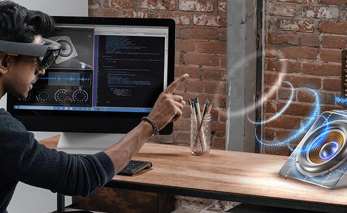 Mixed reality as a service réunit, dans un seul abonnement, le matériel, les applicatifs dédiés et des services adaptés à la technologie Hololens de Microsoft.