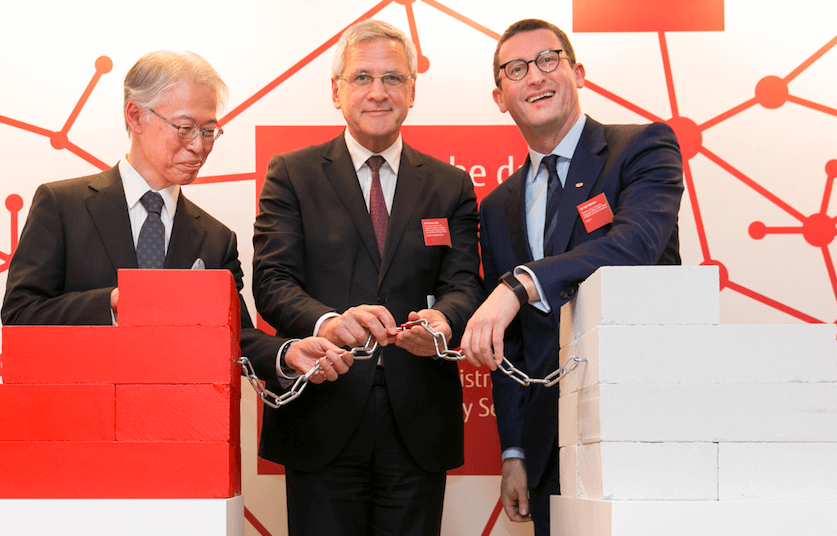Le Fujitsu Blockchain Innovation Center s'installe à Bruxelles