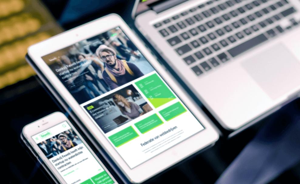 Pour fêter son 15ème anniversaire, la FeWeb lance son nouveau site web et confirme ainsi son statut de plus grande fédération des métiers du digital en Belgique.