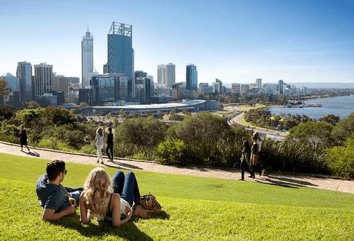 Le paradis sur Terre existe,  SAS Analytics l'a identifié : West Perth