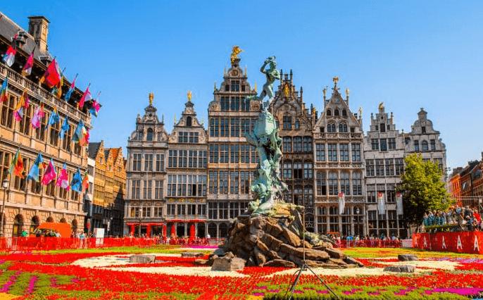 La Belgique, sur la 8ème marche du DESI 2018. Pourrait mieux faire...