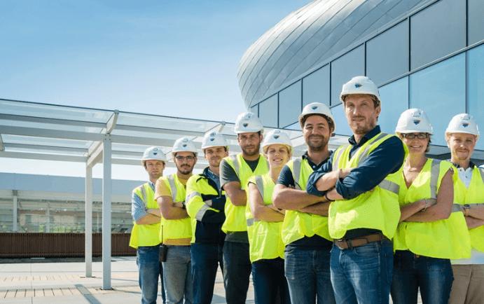 Smart Building : alliance entre BESIX Group et Proximus