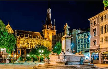 Shop & Drive, solution de Smart Parking, démarre à Liège