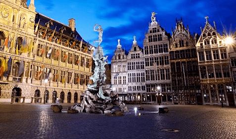 Olympus Mobility à Anvers. Mastercard se renforce dans le Smart Cities