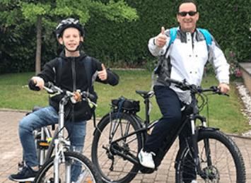 Depuis 2006, chez Ricoh, le mois de juin est placé sous le signe de l'environnement. Eric Gryson, CEO, a testé plusieurs moyens de transport pour se rendre de chez lui au bureau...